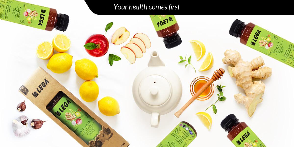 Jus Lega HQ | Lega Health Sdn. Bhd. Since 2013